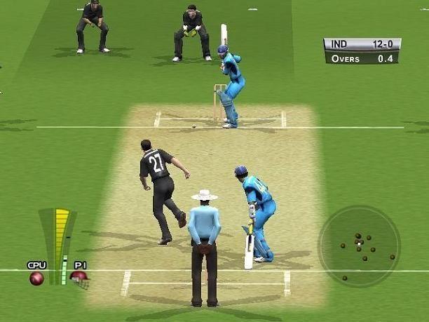 Brian Lara Cricket 2005 Free Download