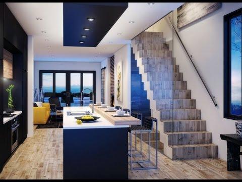 Dise o de casas modernas con sotano fachadadecasasmodernas - Casas modernas de diseno ...
