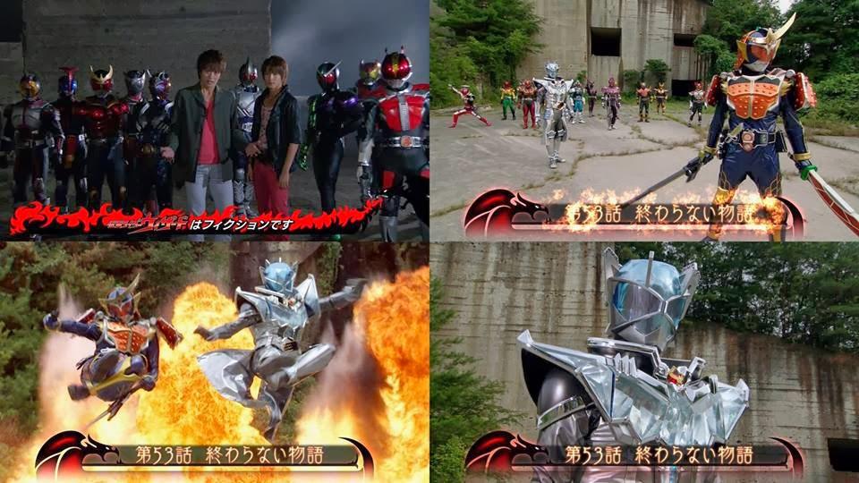 kamen rider wizard 53 preview - Kakaku Blog