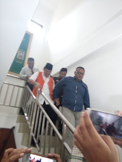 Kasus Dugaan Penghilangan Aset Daerah, Kadishub Kabupaten Mojokerto Ditahan Kejari