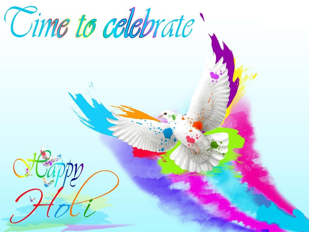 Happy Holi Wishes in Advance