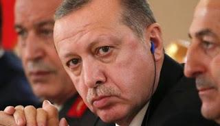 Ο κοριός που «καίει» Ερντογάν
