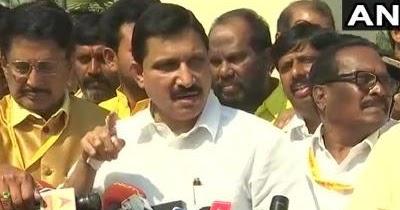 Telugu Desam Party Ministers to quit NDA Cabinet | Mehndi All
