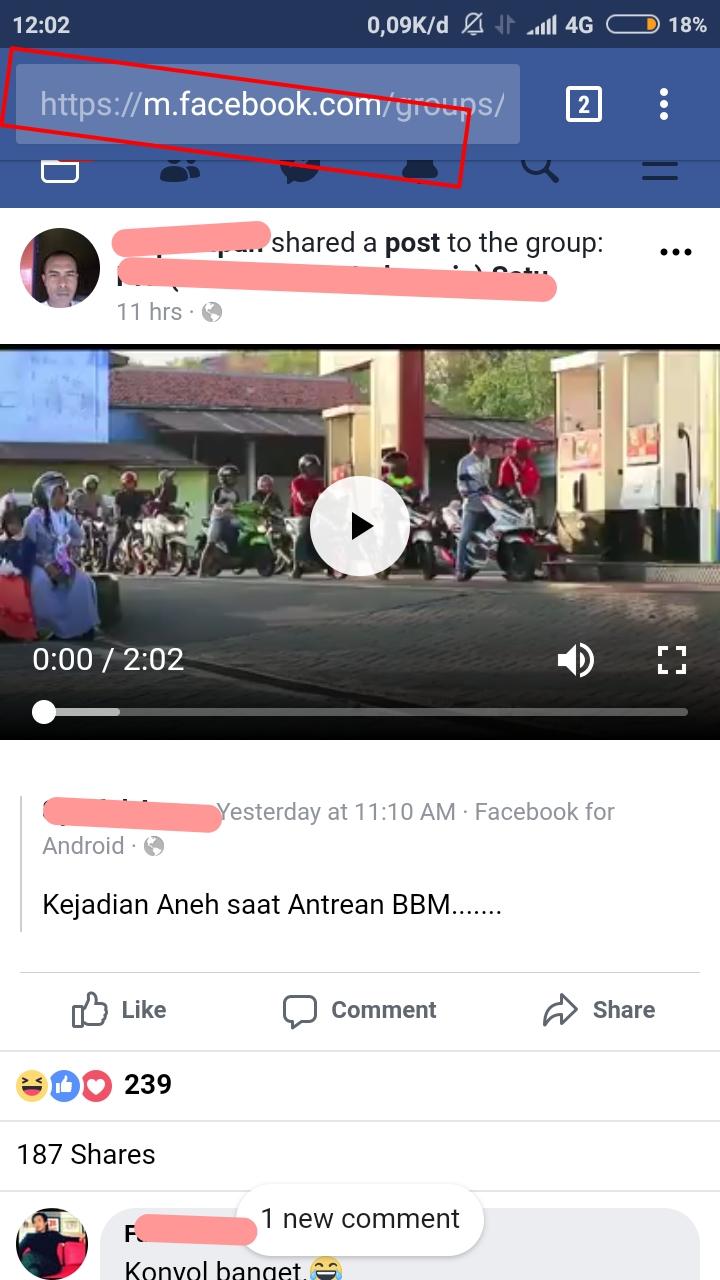cara download video di fb tanpa aplikasi di hp