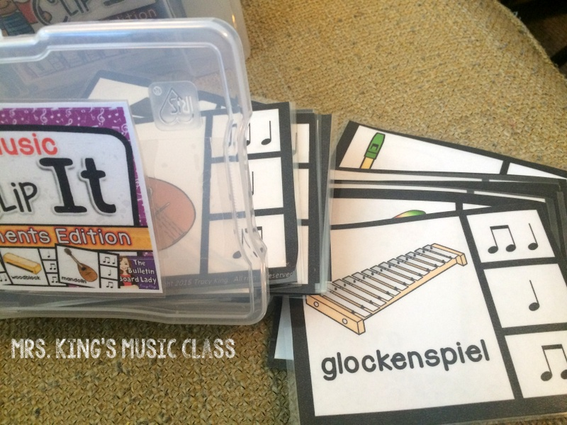 Mrs King S Music Class Clip It Clothespin Activities For