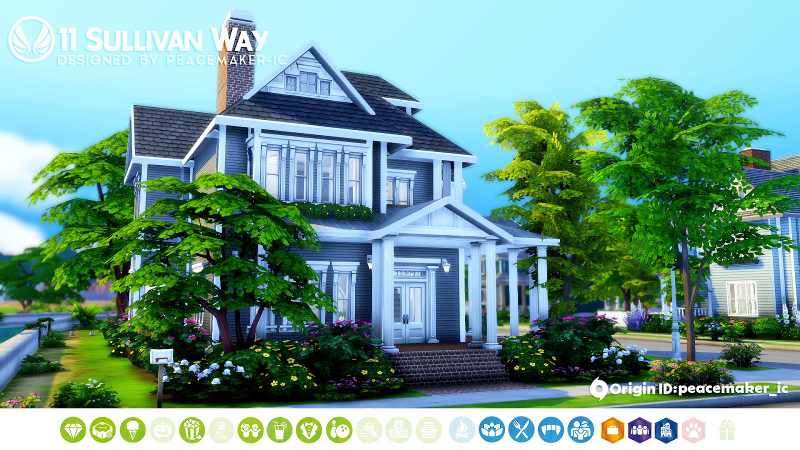 Simsational designs welcome to davenporte willow creek for Willow creek designs