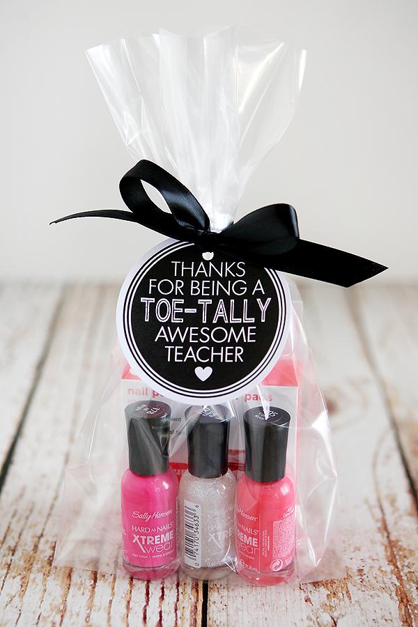 Nail Polish Gift Ideas Quick