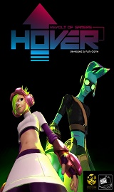 Hover Revolt Of Gamers pc cover - Hover.Revolt.Of.Gamers-CODEX