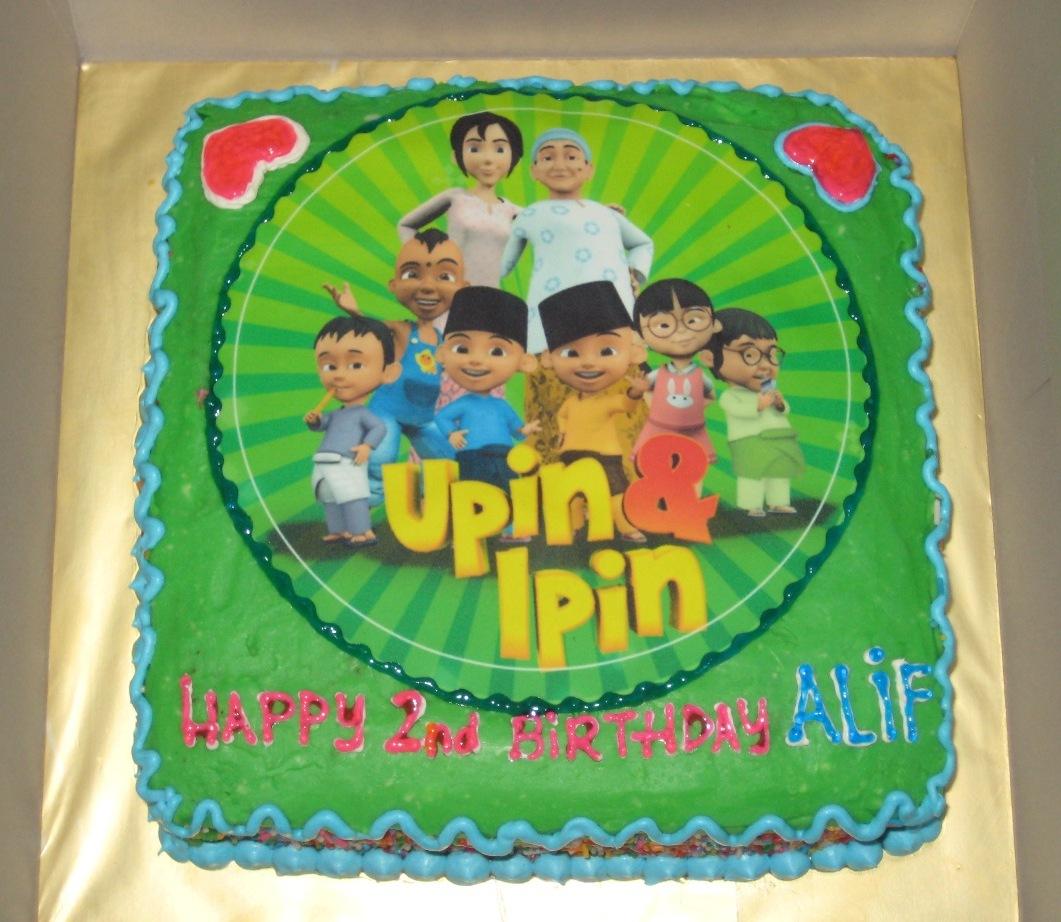 Faiza Birthday Cake