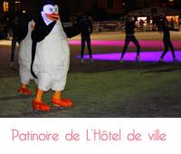 patinoire hotel de ville