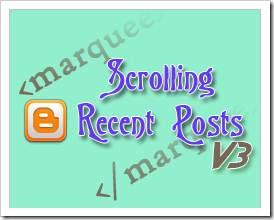 Auto-scrolling-recent-posts-widget