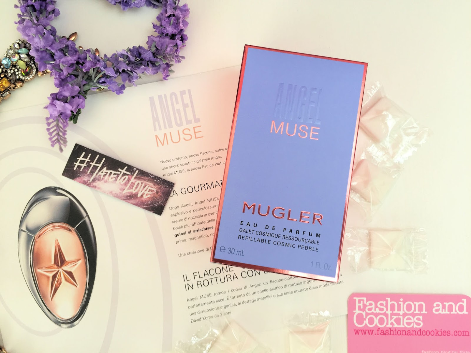 Angel Muse Eau de Parfum by Thierry Mugler on Fashion and Cookies fashion and beauty blog, beauty blogger