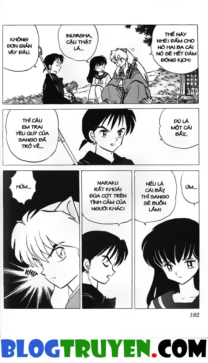 Inuyasha vol 18.10 trang 13