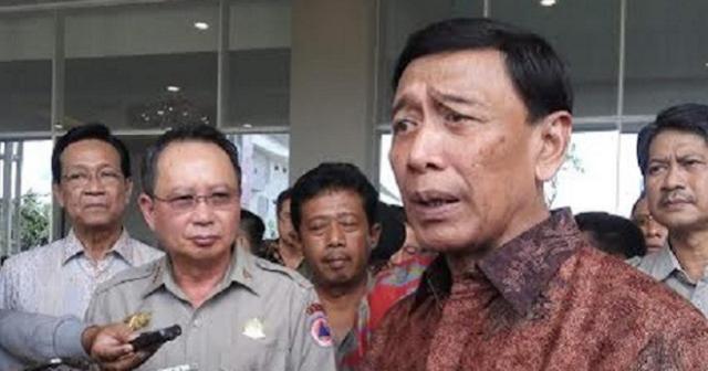 Wiranto Larang FPI ke Myanmar untuk Bantu Rohingya