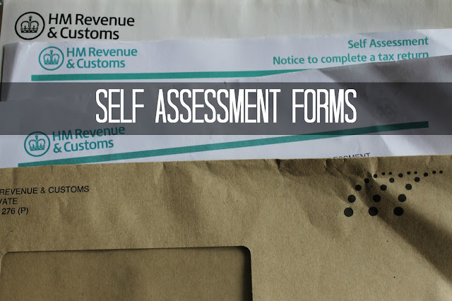 Self assessment forms HMRC tax return