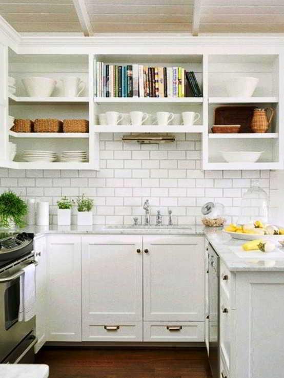 Desain Dapur Minimalis Ukuran Kecil
