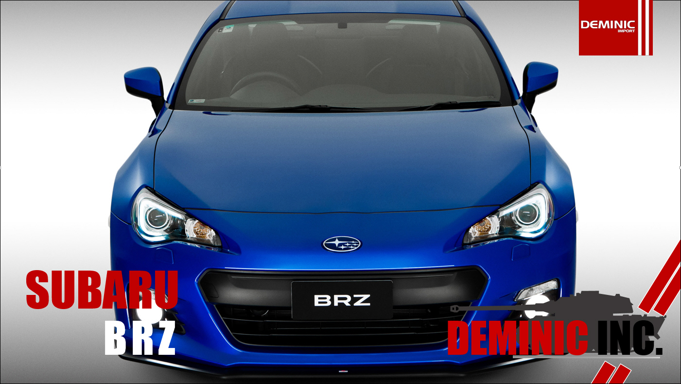 deminic inc subaru brz for sale in singapore. Black Bedroom Furniture Sets. Home Design Ideas