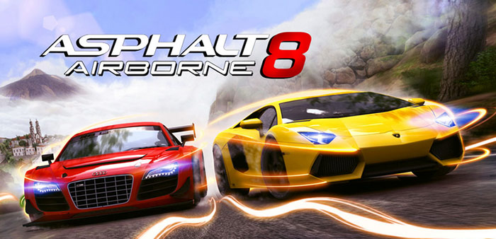 asphalt 8 airborne apk mod unlimited money
