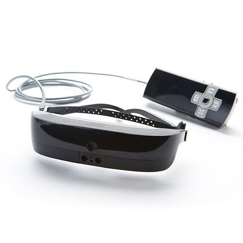 Ηλεκτρονικά γυαλιά για σχεδόν τυφλούς