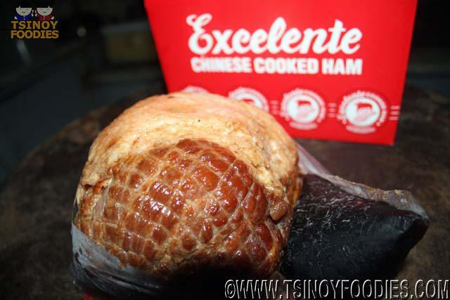 excelente chinese ham