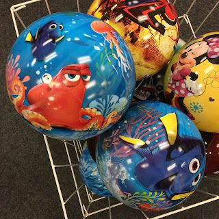 finding dory ball