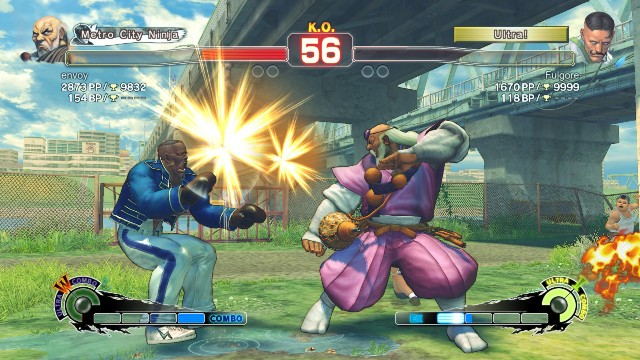 Download Ultra Street Fighter 4 PC Games Gameplay