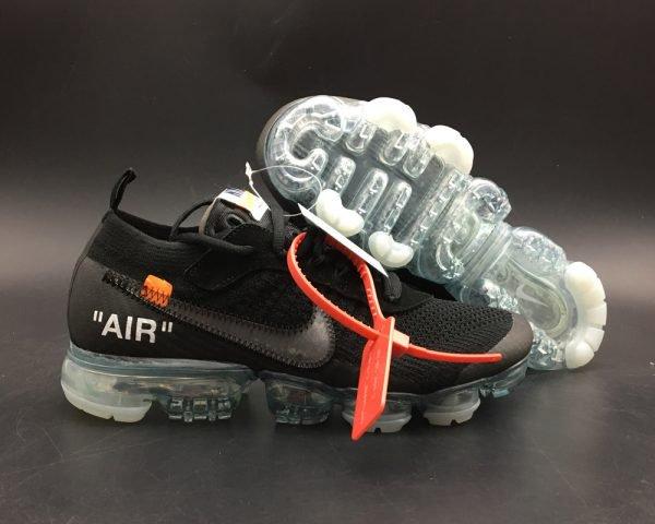 50407fd9d Off White Nike Air VaporMax Black