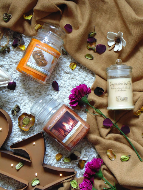 Cozy Autumn Candles ft. Gift Company