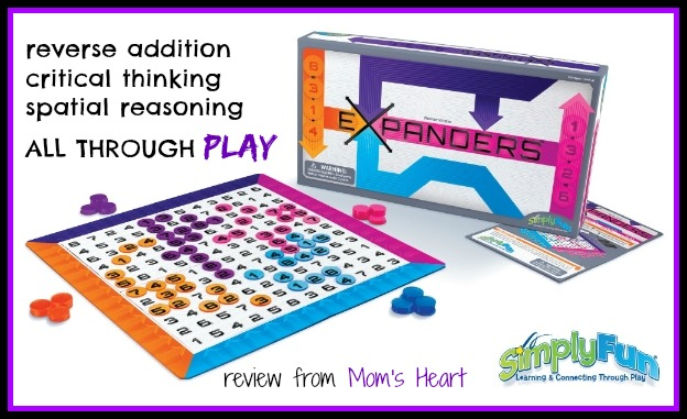 Review for Expanders from SimplyFun