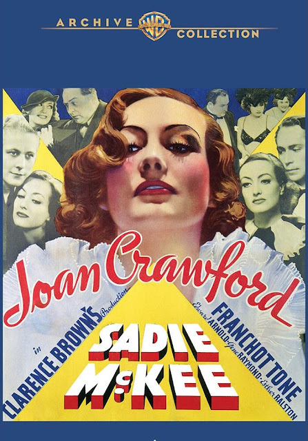 Sadie McKee (1934) DVD