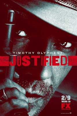 Justified (TV Series) S04 DVD R1 NTSC Latino