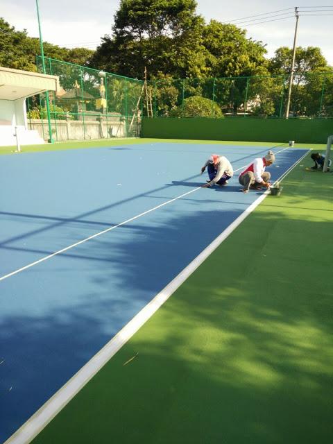 Kontraktor Lapangan Tenis Kabupaten Tulungagung