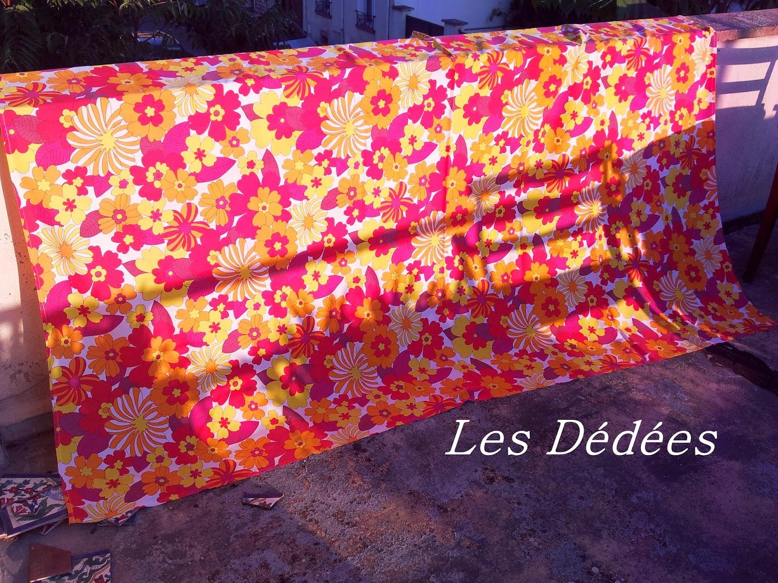 Nappe Lie De Vin les dedees : vintage, recup, creations: nappe a grosses