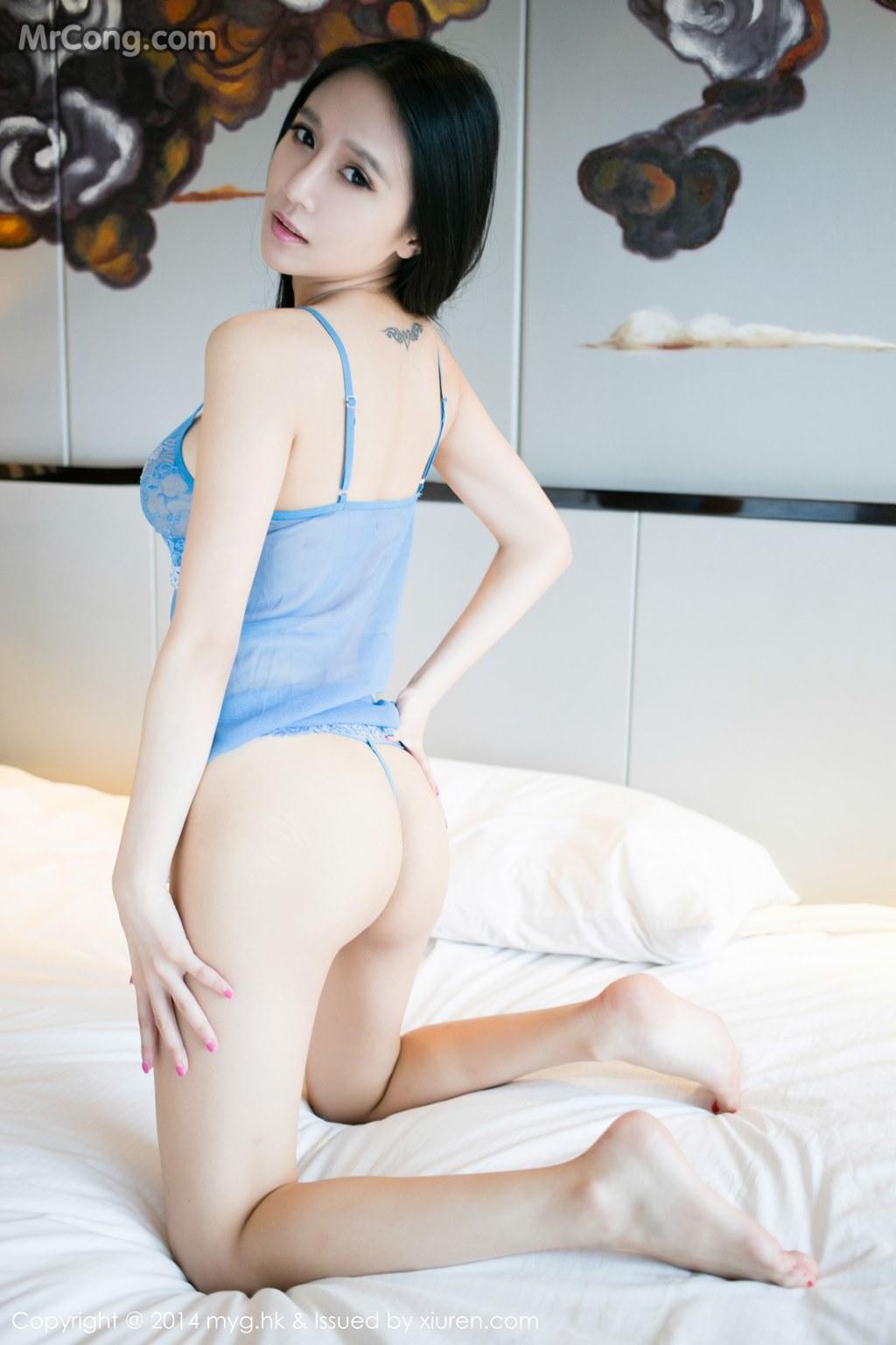 MyGirl Vol.061: Model Yu Da Xiaojie AYU (于大小姐AYU) (55P)