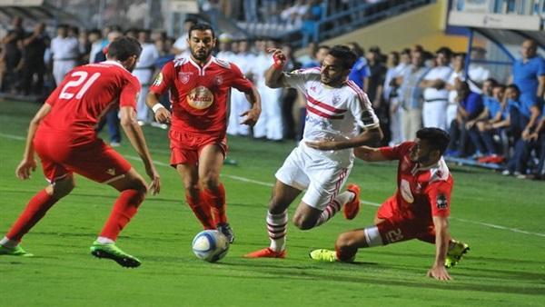 موعد مباراة الزمالك والنجم الساحلي ضمن كأس الكونفدرالية الإفريقية والقنوات الناقلة