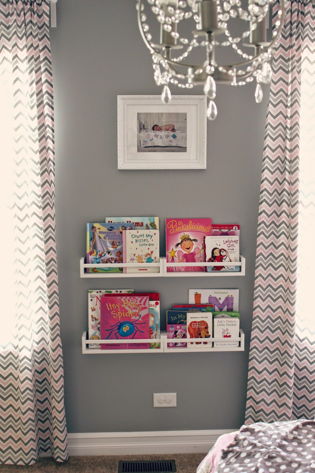 Girls Room: All Things DIY: Room Reveal