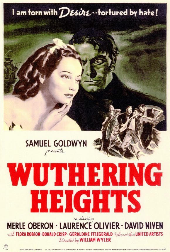 Poster Wuthering Heights