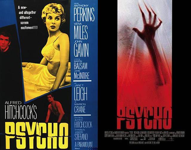 Resultado de imagem para psicose filme 1960