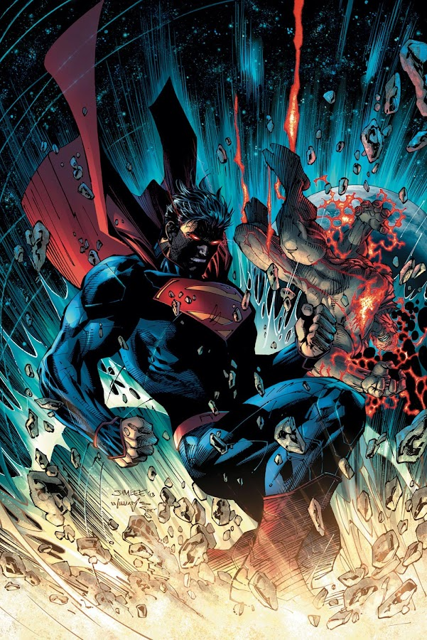superman vs wraith