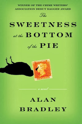 "The Sweetness at the Bottom of the Pie"" by Alan Bradley – Book Cover"
