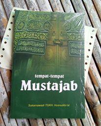 Buku Tempat-tempat Mustajab Toko Buku Aswaja Surabaya