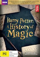 Гарри поттер история магии фильм 2017