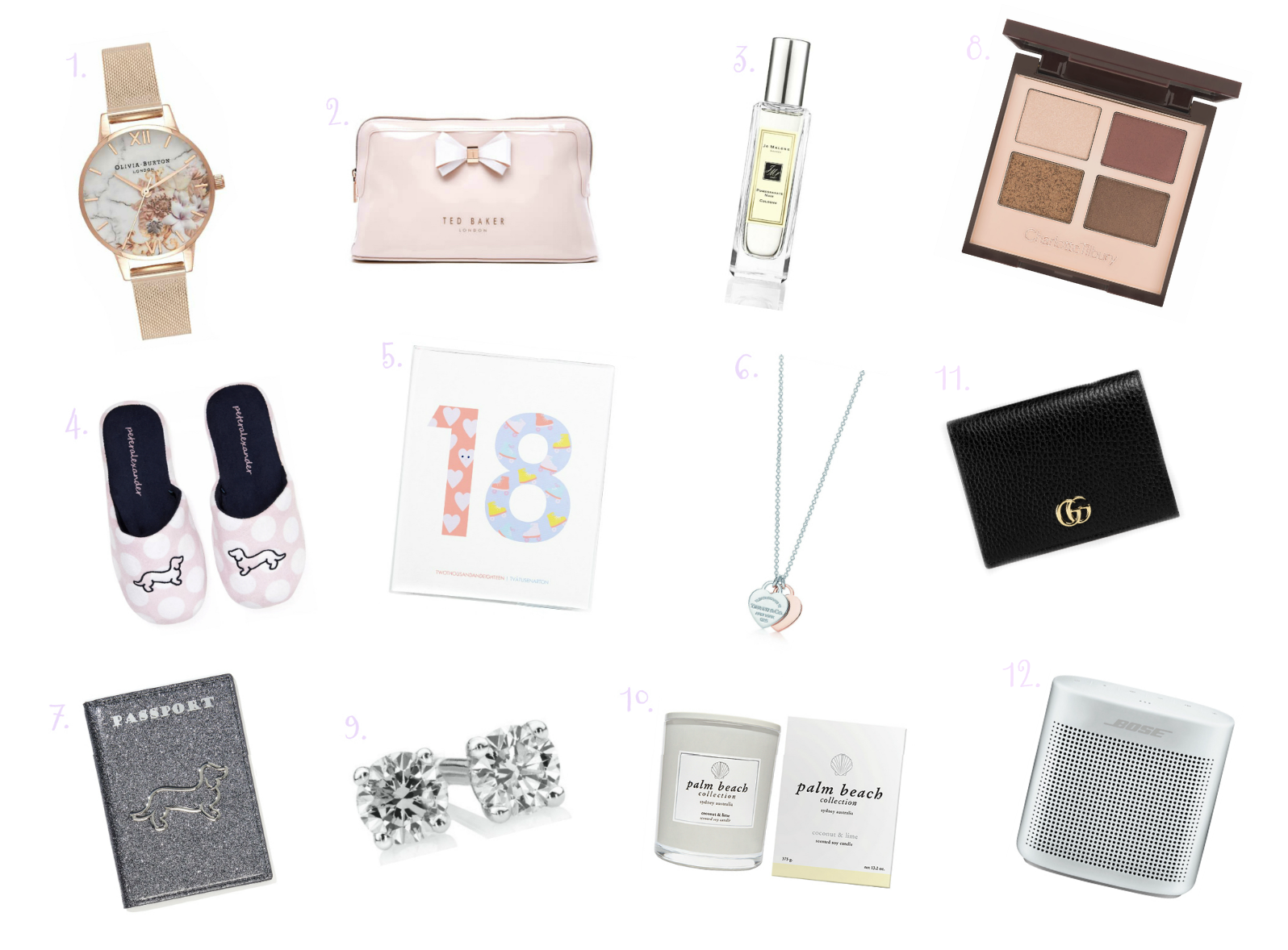 18 Christmas Gifts For Her - Luxury/Affordable Edition | Taylor Talks