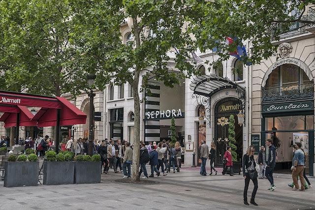 Lojas de Paris
