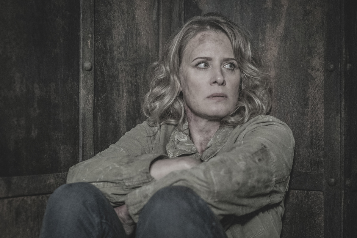 Supernatural Season 13 'Good Intentions' mary winchester