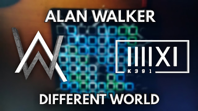 Chord Gitar/Kunci Gitar Alan Walker - Different World feat. Sofia Carson