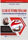 30 chủ đề từ vựng tiếng anh tập 2 - Trang Anh (Bản 2018)