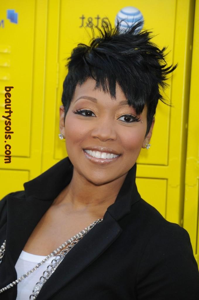haircuts for black women