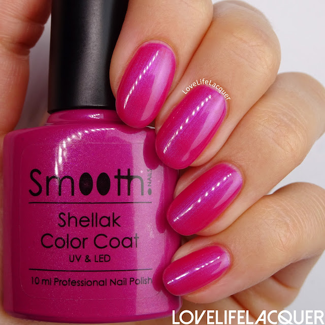SmoothNails Sugar Daddy swatch