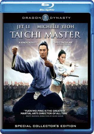 Tai-Chi Master 1993 BluRay Hindi 900Mb Dual Audio 720p